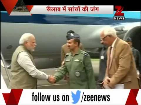 Jammu & Kashmir floods: PM announces Rs 1000 crore for rehabilitation