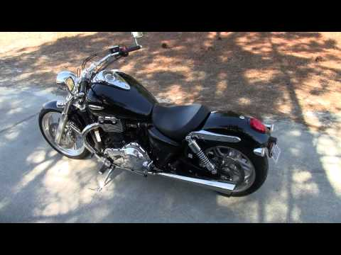 2010 triumph thunderbird 1700 w british customs hog slayer pipes how to save money and do it. Black Bedroom Furniture Sets. Home Design Ideas