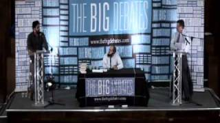 FUNNY excerpt from the debate Islam or Atheism…
