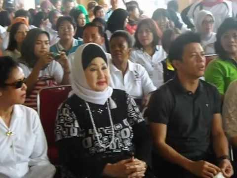 Ariel Datang, Jokowi Batal Datang Dan Warga Heboh