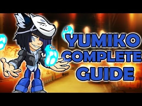 Brawlhalla Yumiko Complete Guide - Signature Combos And Strings