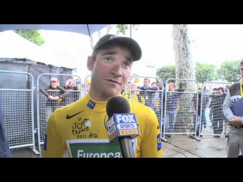 Thomas Voeckler Stage 11 2011 Tour de France