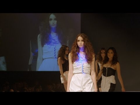 Naked Minds: Graduate Fashion Extravaganza video