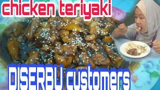 cara masak chicken teriyaki