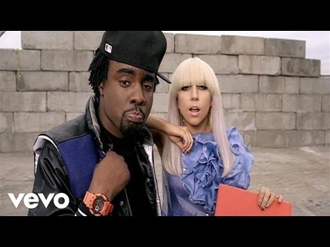 Wale Ft. Lady GaGa - Chillin`