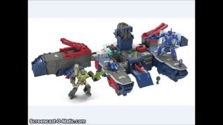 New York Toy Fair Transformers Commentary by Retro Robot Radio