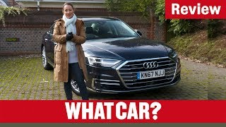 2019 Audi A8 review - the best luxury saloon on sale? | What Car?