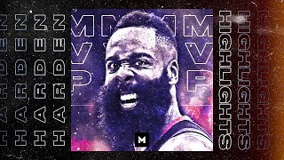 James Harden ULTIMATE MVP Highlights Part 1 | FEAR THE BEARD! 18-19 Season