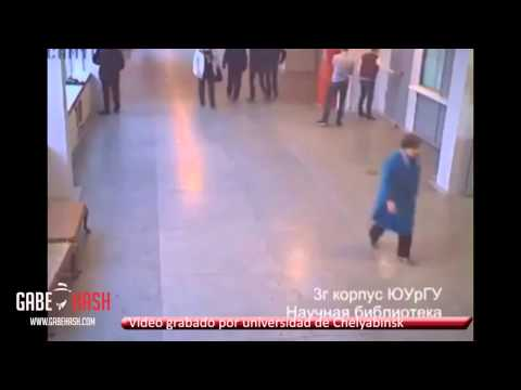 NUEVAS IMÁGENES IMPACTANTES ONDA EXPANSIVA METEORITO RUSIA 19 DE FEBRERO 2013