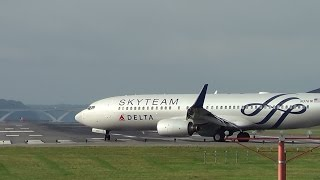 SkyTeam Livery for CJets Planespotting at YYC