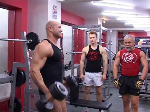 """№93. Фитнес Клуб  """"Бицепс""""  Юрия Спасокукоцкого. Спорт"""