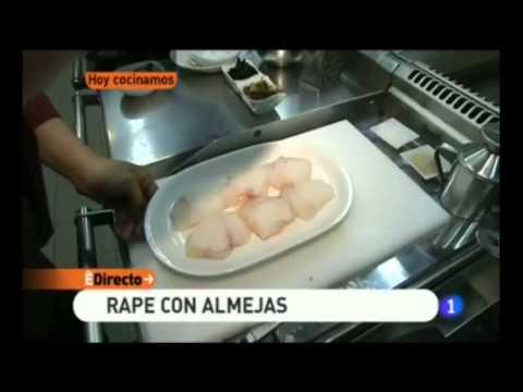 """España Directo - en ESHOB (La Receta """"Rape con almejas"""")"""