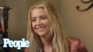 Ashley Benson Talks About Styling Tips, Her Obsession with Kate Moss & More | People
