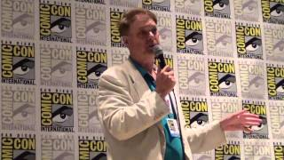 Bill Plympton SDCC 2013 panel (part 2)