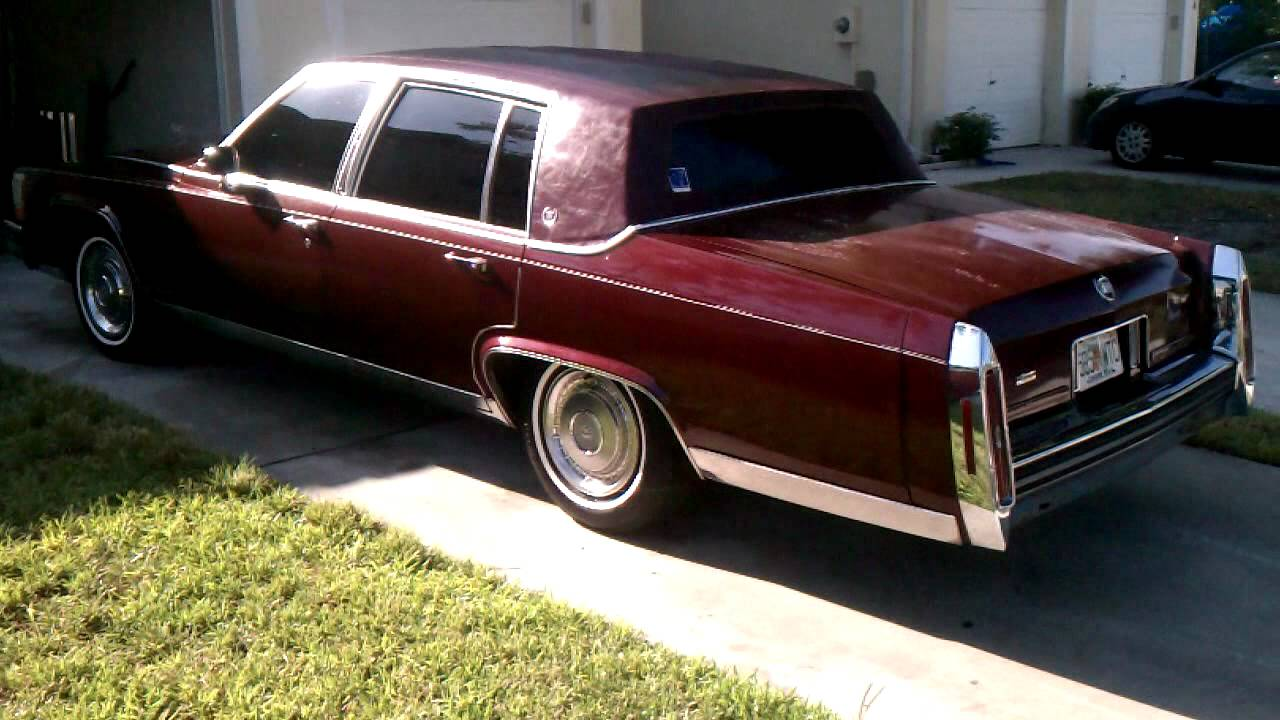 28 Images 1989 Cadillac Brougham User Reviews