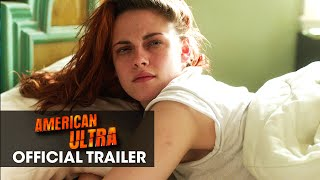 American Ultra (2015) Trailer #2 – Smoke Them All