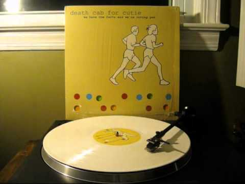 Death Cab For Cutie- No Joy In Mudville vinyl