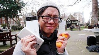 Apple iPhone X vs Google Pixel 2i vs Samsung S9+ vs Huawei Mate 10 Camera Comparison!!