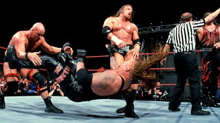 The Brothers of Destruction vs. The Two-Man Power Trip: Backlash 2001
