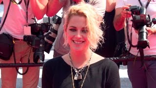 Kristen Stewart, Alicia Cargile, Shia LaBeouf, & others at the American Honey Premiere