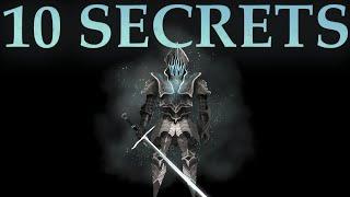Dark Souls 3 ? 10 Early Game Secrets