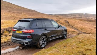 BMW's Luxury SUV is Here! BMW X7 Review (2019)