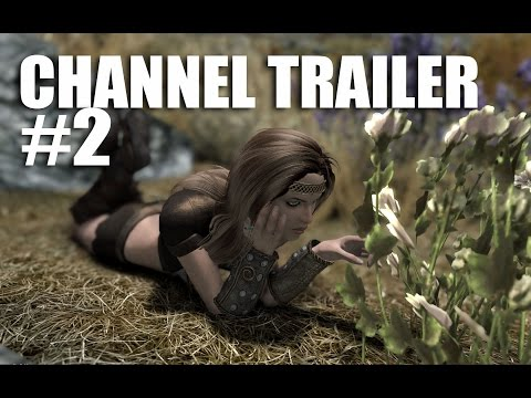 Shinji72 Channel Trailer - Skyrim Mods Reviews