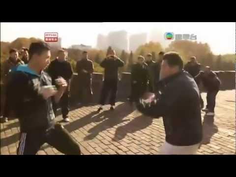 形意拳 VS 詠春 2  Wing Chun VS Xing Yi 2
