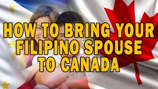 download lagu How To Bring Your Filipino Spouse To Canada? gratis