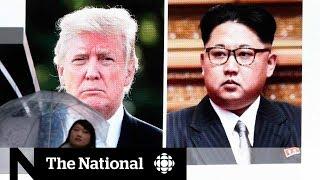 Trump gambles on North Korea meeting