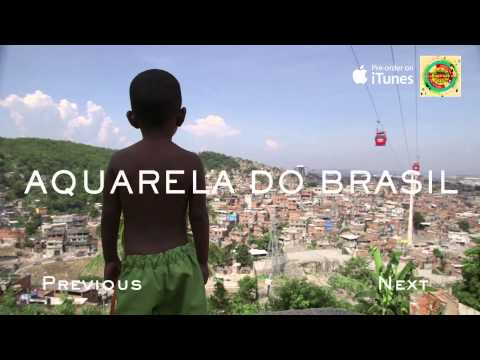 Sonzeira // Brasil Bam Bam Bam Interactive Album Trailer