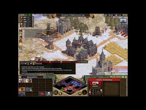Let's Stream Rise of Nations Gold Part 1
