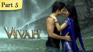 Download Vivah (HD) - 5/14 - Superhit Bollywood Blockbuster Romantic Hindi Movie - Shahid Kapoor & Amrita Rao 3Gp Mp4