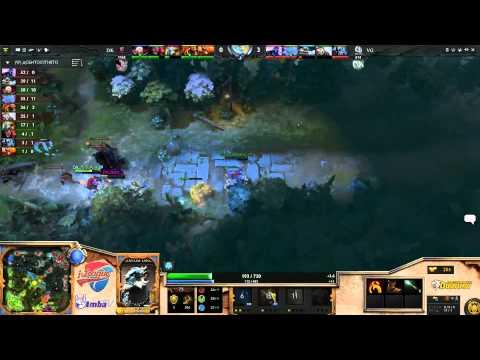VG vs DK I League Season 3 game 1