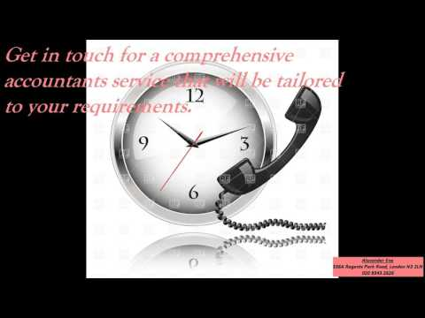 Accountancy Services in London