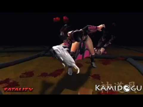 Mortal Kombat Deception | Mileena's Fatality #1 Video