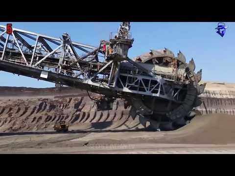 दुनिया की 5 सबसे बड़ी मशीने और वाहन| Top 5 biggest machine/vehicle in the world
