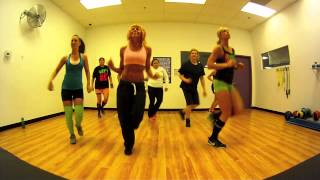 Country Girl - Luke Bryan Zumba with Mallory HotMess