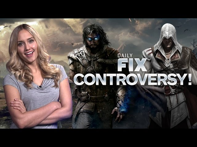 Did Mordor Steal From Assassin's Creed? - IGN Daily Fix