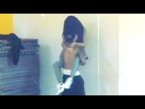 Justin Bieber Grinding With Selena Gomez - Sexy Video video