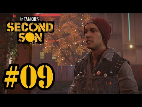 Lets Play: Infamous Second Son Karma do Bem Parte 9