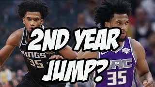 Will Marvin Bagley Change The World in Year 2? 2020 NBA
