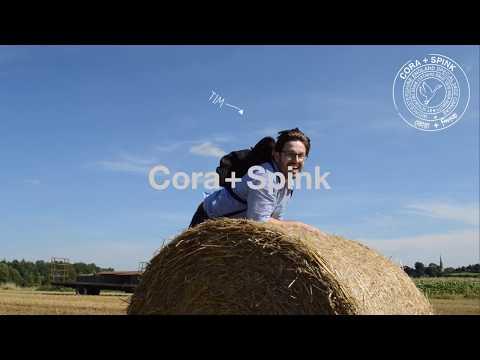 Introducing Harry Sack Backpack Rucksack Cora + Spink