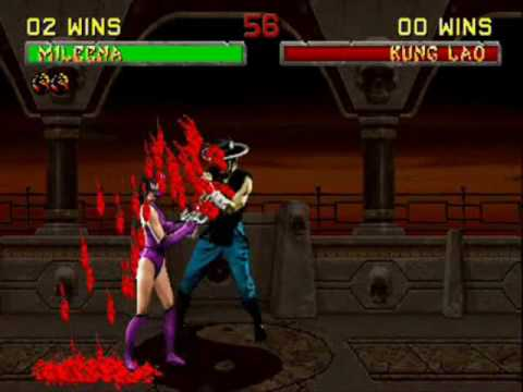 Mortal Kombat Fatalities part 1