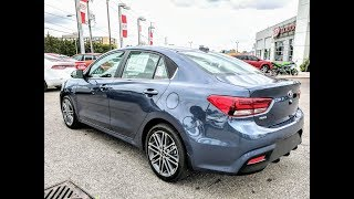 2018 Kia Rio Sedan Complete Review and Walkaround
