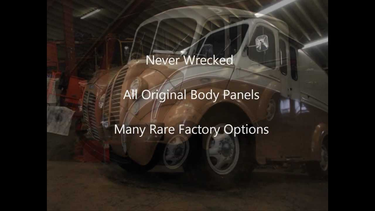 Divco Truck For Sale >> Divco Milk Truck Model 12 For Sale 1955 - YouTube