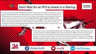 Làn sóng IPO của các startup công nghệ tại Mỹ  VTV24