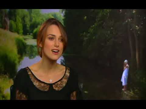 Atonement interviews - Keira Knightley and James McAvoy