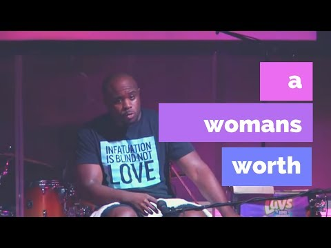 The Proverbs 31 Woman Pt. 1: A Woman's Worth || Message By Joshua Eze || unpluggedclt mycoachjosh video