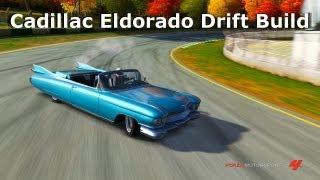Forza Motorsport 4 | Cadillac Eldorado Drift Build | Yacht Drifting And Open Lobby Info!